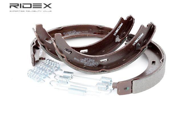 RIDEX Hinterachse, Ø: 164,0mm, mit Zubehör 70B0079