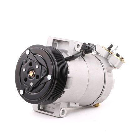 RIDEX Compresores de aire acondicionado RENAULT PAG 46
