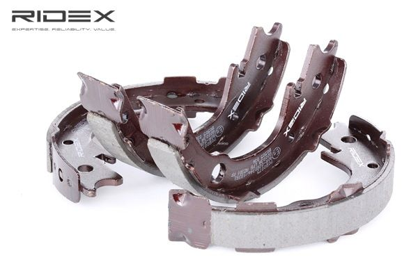 RIDEX 70B0075 Jarrukengät