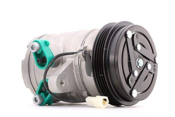 RIDEX Compresor de aire acondicionado CHEVROLET PAG 46, Frigor.: R 134 a, con aceite de compresor PAG