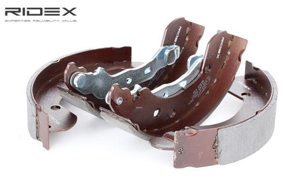 RIDEX Hinterachse, Ø: 208mm, mit Hebel 70B0103