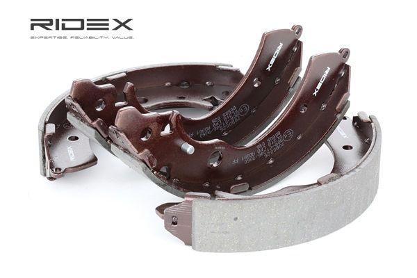 RIDEX Kit de zapatas de frenos HONDA Eje trasero, Ø: 220mm, sin palanca