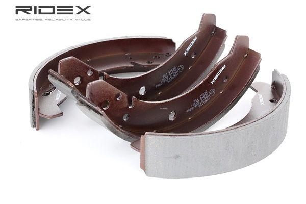 RIDEX Hinterachse, Ø: 230mm, ohne Hebel 70B0024