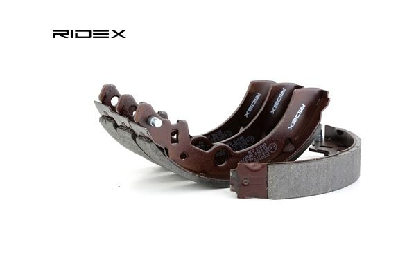 RIDEX Kit de zapatas de frenos SUZUKI Eje trasero, Ø: 180mm, sin palanca