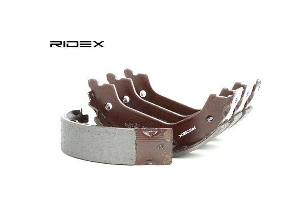 OEM Bremsebakkesæt, parkeringsbremse 1419B0018 fra RIDEX