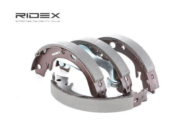 OEM Bremsebakkesæt, parkeringsbremse 1419B0016 fra RIDEX