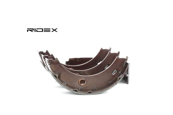 RIDEX Hinterachse, Ø: 170mm 70B0174