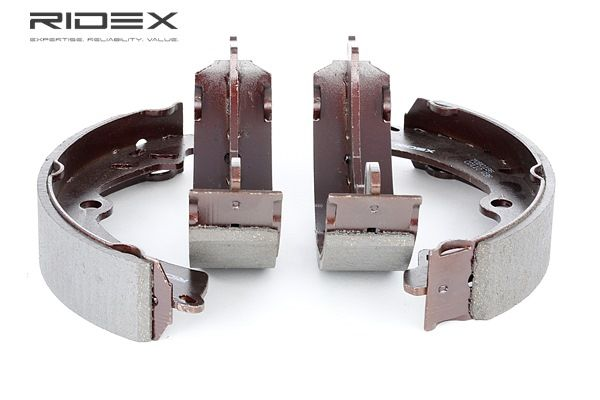 Frenos de tambor RIDEX 8098393 Eje trasero, Ø: 220mm
