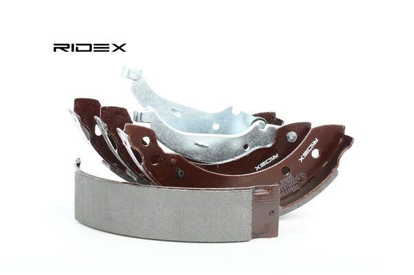 RIDEX Hinterachse, Ø: 203,2mm, mit Hebel 70B0137