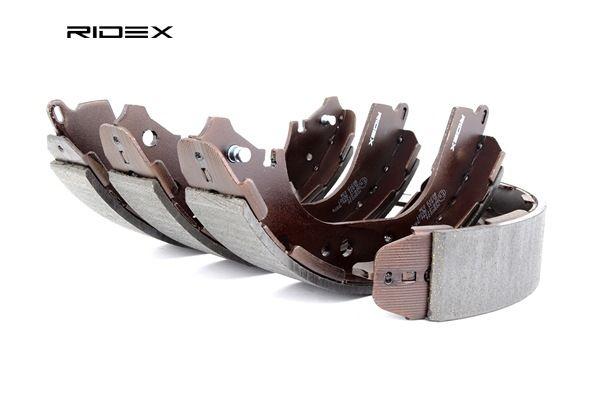RIDEX Hinterachse, Ø: 295mm, ohne Hebel 70B0034