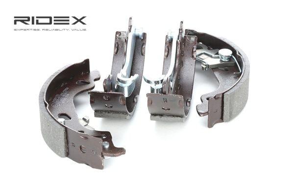 Brake Shoe Set 70B0193 PUNTO (188) 1.2 16V 80 MY 2004
