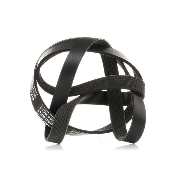 Multi V belt RIDEX 8098540