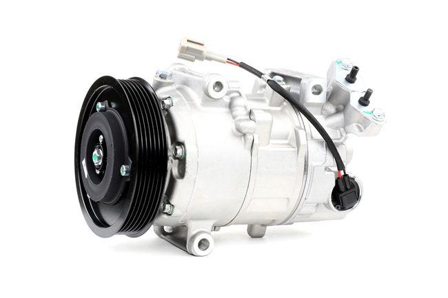 RIDEX Compresores de aire acondicionado RENAULT PAG 46, Frigor.: R 134 a, con aceite de compresor PAG