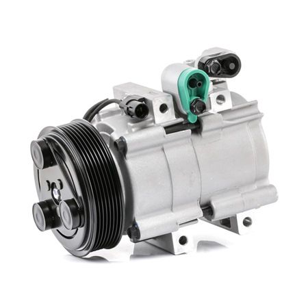 RIDEX Compresor de aire acondicionado HYUNDAI PAG 46, Frigor.: R 134 a
