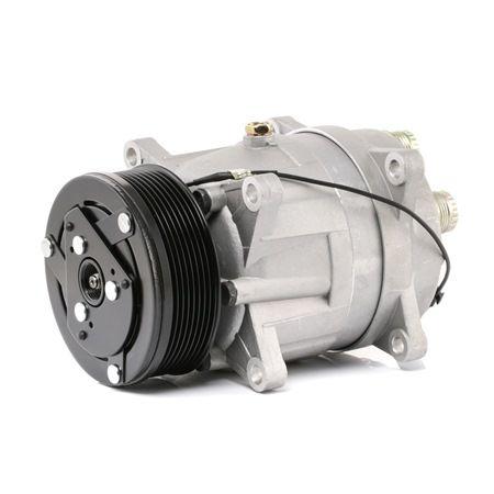 Fahrzeugklimatisierung : RIDEX 447K0167 Klimakompressor