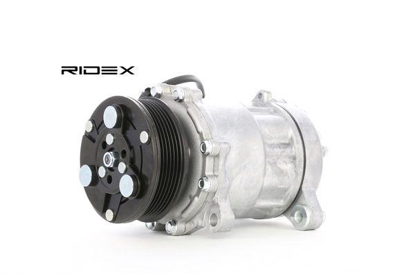 Fahrzeugklimatisierung : RIDEX 447K0205 Klimakompressor