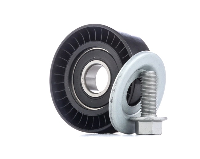 Belt tensioner pulley STARK 8098954 Ø: 65mm, with add-on material