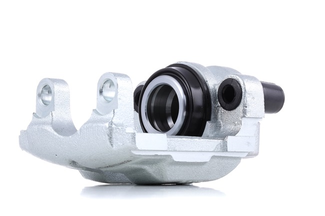 RIDEX Caliper BMW Rear Axle Left, without holder, with holding frame