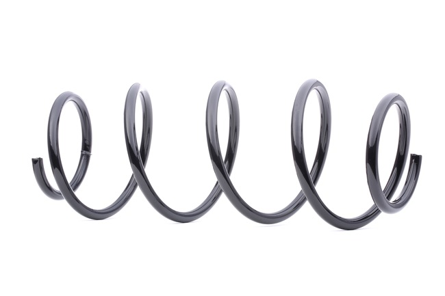 Coil springs RIDEX 8099691 Front Axle