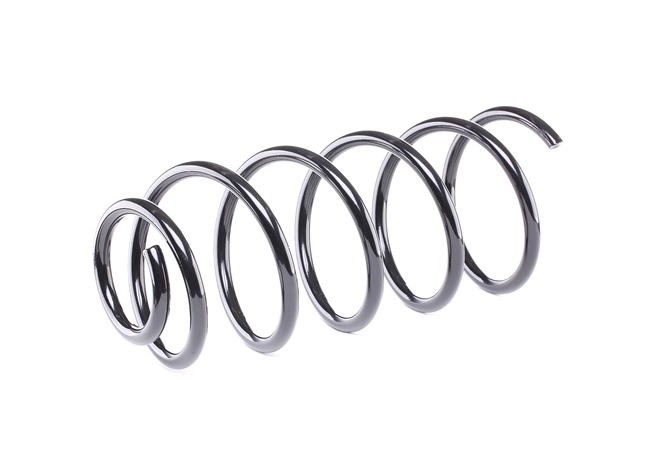Coil springs RIDEX 8099715 Front Axle