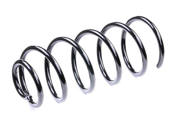 Coil springs RIDEX 8099973 Front Axle