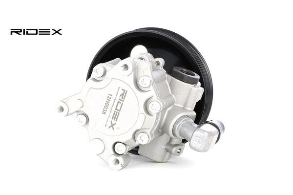 OEM Power Steering Pump RIDEX 12H0038