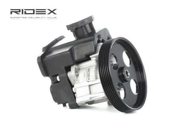 RIDEX Steering pump MERCEDES-BENZ Hydraulic