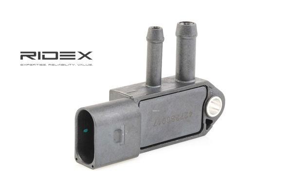 Sensor, Abgasdruck 4272S0017 CRAFTER 30-50 Kasten (2E_) 2.5 TDI Bj 2013