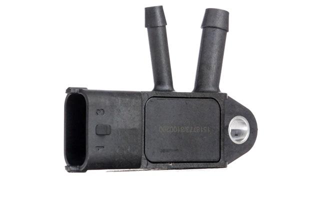 OEM Sensor, exhaust pressure RIDEX 4272S0018