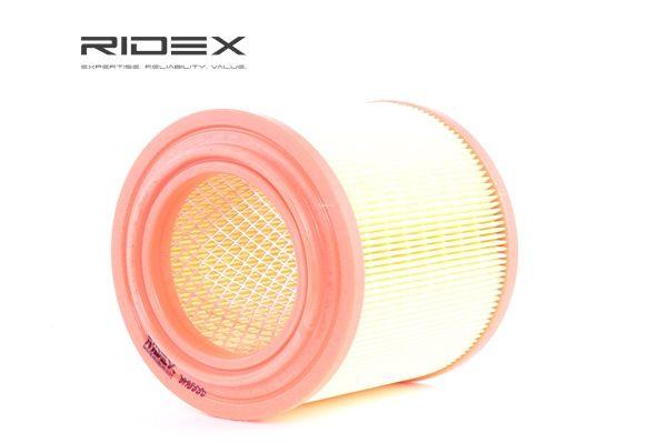 Filtro aria motore RIDEX 8100405 Cartuccia filtro