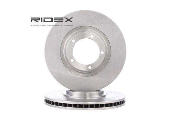 RIDEX 82B1130 Disc brake set