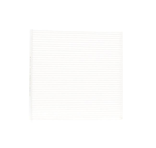 RIDEX Cabin filter TOYOTA Filter Insert, Pollen Filter