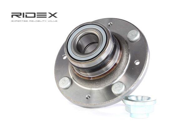 Rodamiento de rueda RIDEX 8100953 eje trasero ambos lados