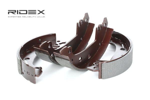 RIDEX Kit ganasce freno ALFA ROMEO Assale posteriore, Ø: 228mm