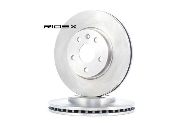 Bremsscheibe Bremsscheibendicke: 26mm, Ø: 276mm mit OEM-Nummer 509 069
