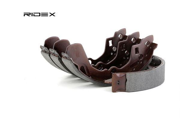 RIDEX Kit de zapatas de frenos SUZUKI Eje trasero, Ø: 200mm, sin palanca
