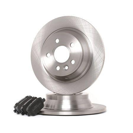 Bremsensatz, Scheibenbremse Bremsscheibendicke: 12mm, 16,1mm mit OEM-Nummer 30769058