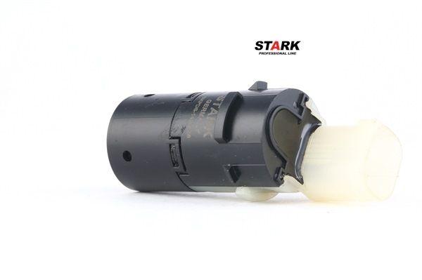 STARK Sensor, Einparkhilfe hinten, Ultraschallsensor, schwarz