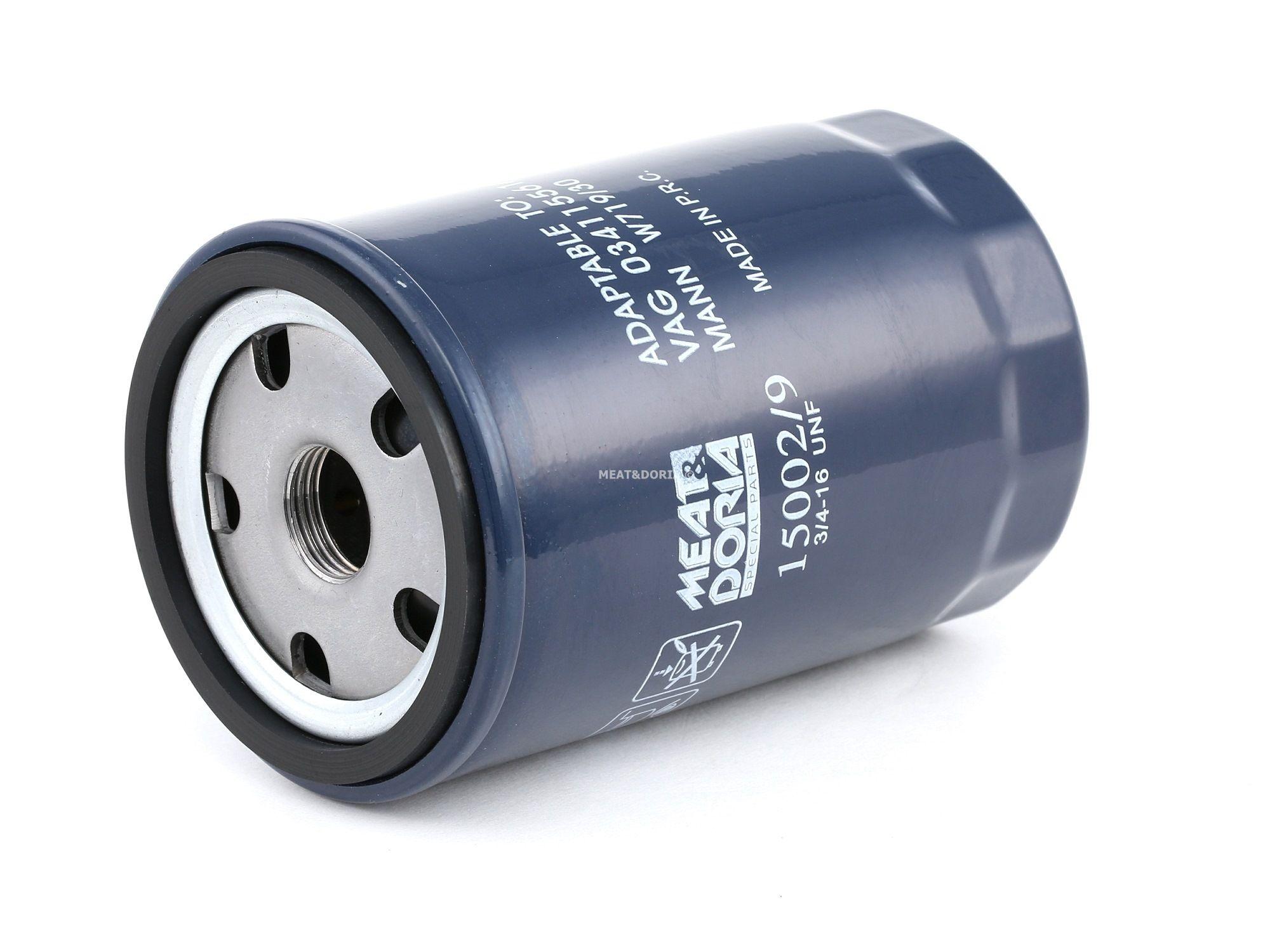 Engine oil filter MEAT & DORIA 15002/9 rating