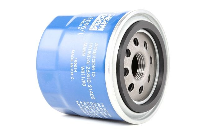 Oil Filter 15096/1 6 Hatchback (GH) 2.0 MZR-CD MY 2007