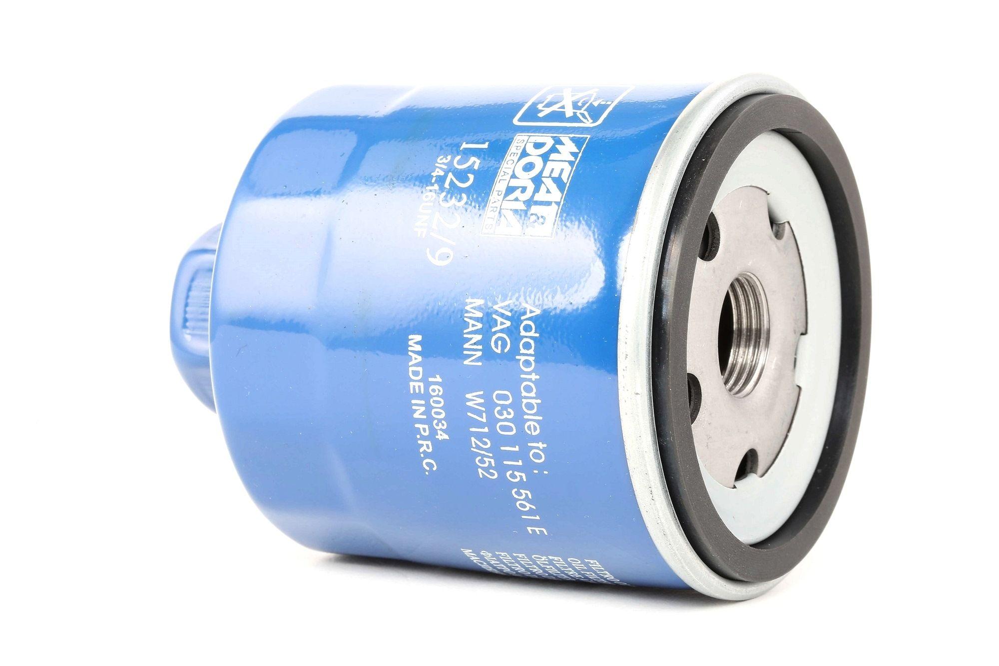Filter MEAT & DORIA 15232/9 Bewertung