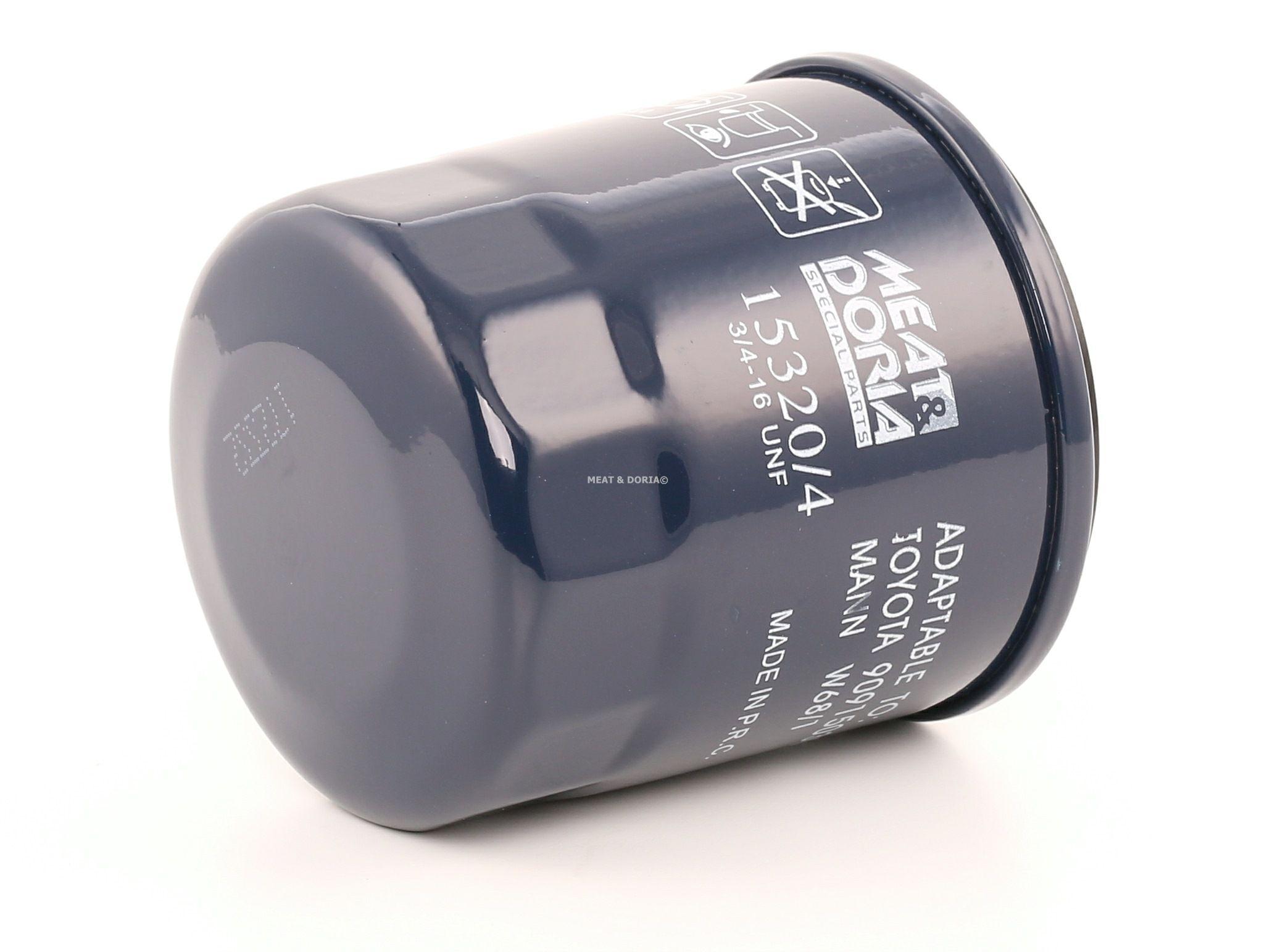Filter MEAT & DORIA 15320/4 Bewertung