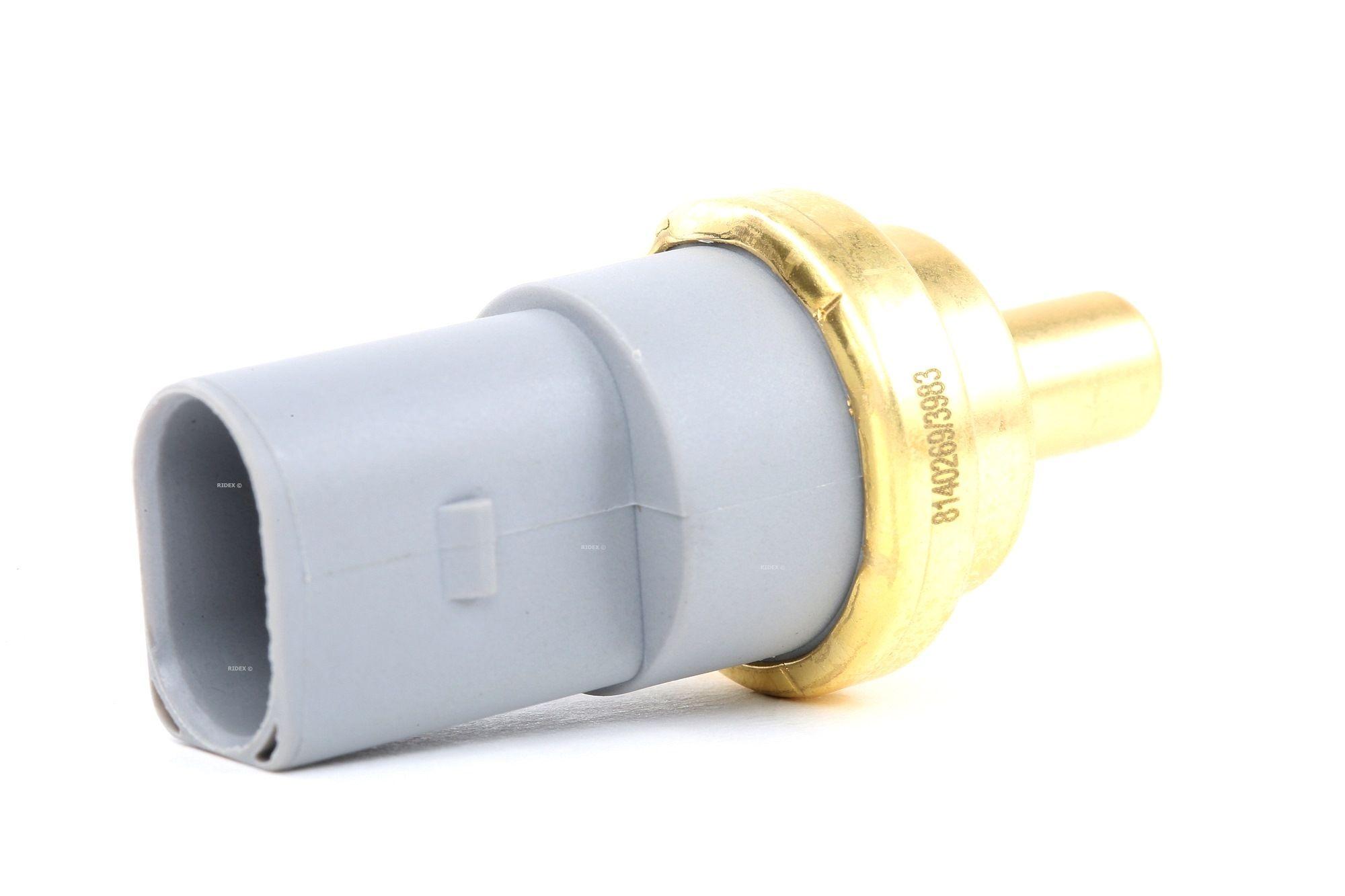 Érzékelő, hűtőfolydék hőmérséklet RIDEX 830C0019 értékelés
