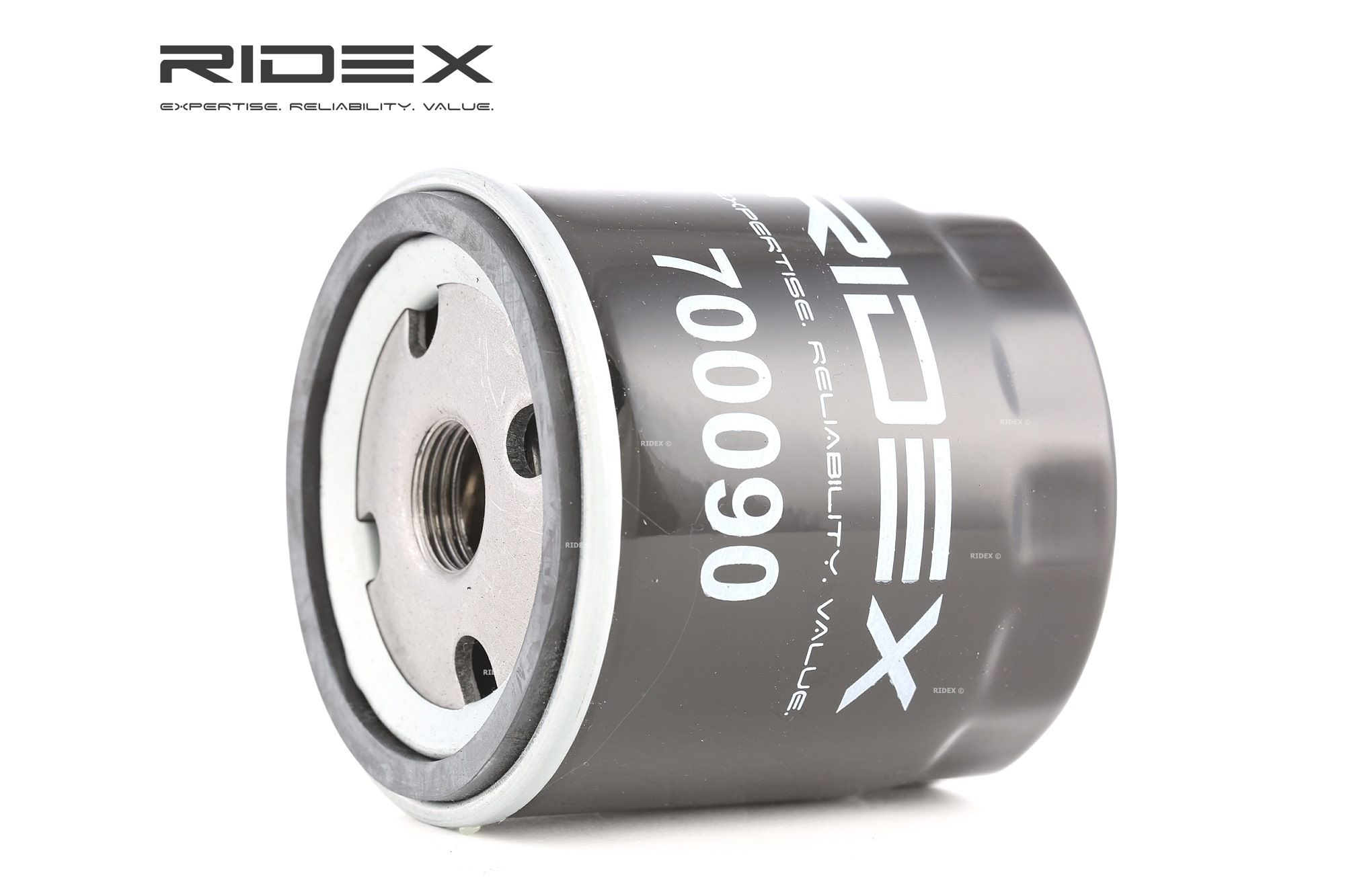 Engine oil filter RIDEX 7O0090 rating