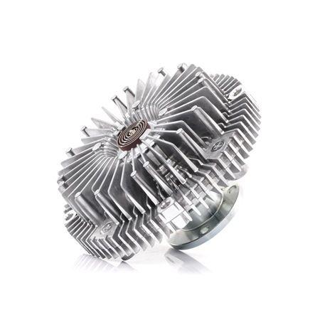 OEM Clutch, radiator fan RIDEX 509C0007