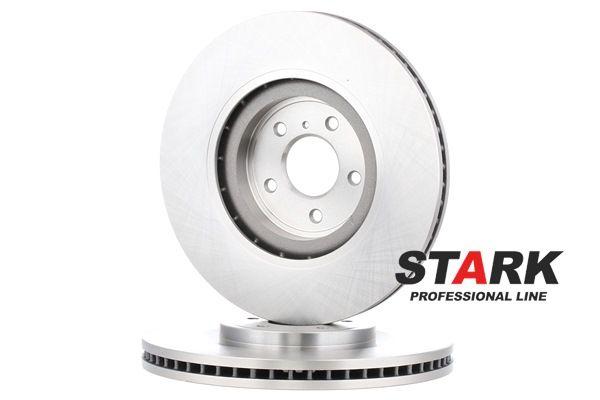 STARK Vorderachse, Innenbelüftet, ohne Radbefestigungsbolzen, ohne Radnabe SKBD0023354