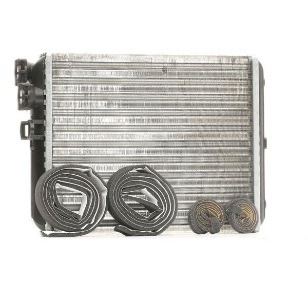 OEM Heat Exchanger, interior heating RIDEX 467H0016