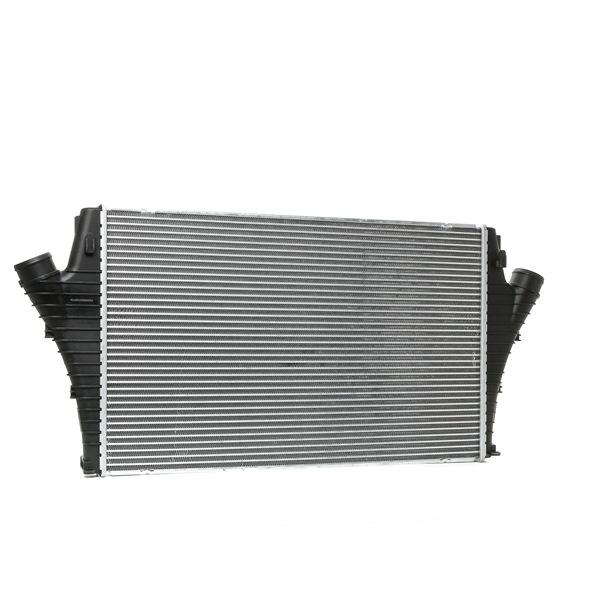 RIDEX Radiatore intercooler SAAB Alluminio