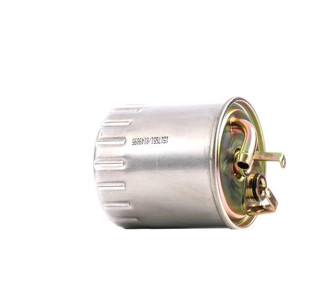 Kraftstofffilter Höhe: 127mm mit OEM-Nummer A6110920201