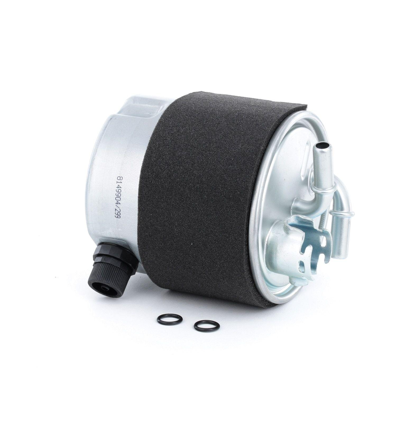 Fuel filter RIDEX 9F0062 rating